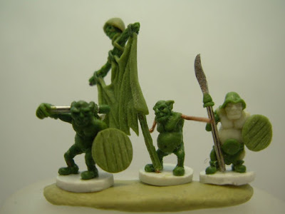 Orc Infantry WIP picture 1