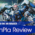 Review: P-Bandai: MG 1/100 00 XN Raiser
