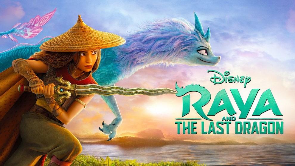 Raya and the Last Dragon (2021) BluRay Multi Audio [Hindi-Eng-Tamil-Telugu] DDP5.1 480p, 720p & 1080p HD   10bit HEVC MSubs