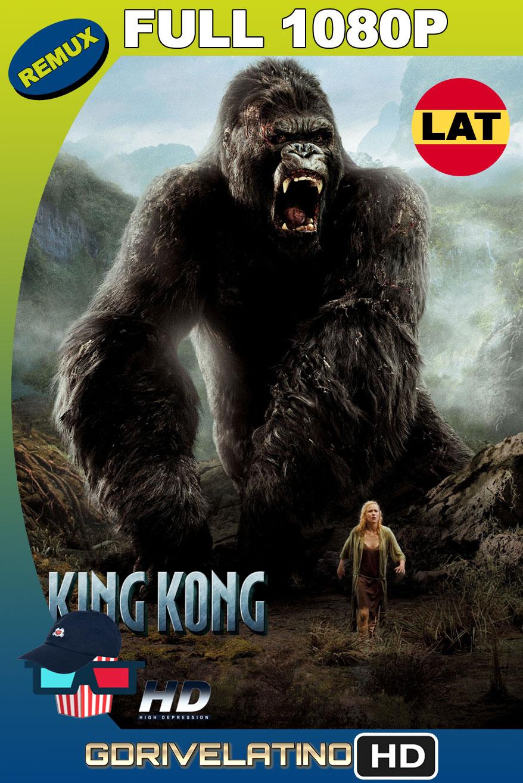 King Kong (2005) [EXTENDED] BDRemux FULL 1080p Latino-Ingles MKV