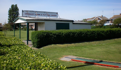 Mini Golf in Dovercourt, Essex