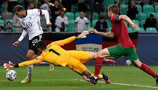 مواجهة قوية تجمع منتخب المانيا ضد البرتغال في يورو 2020