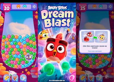 تحميل Angry Birds Dream Blast للاندرويد, لعبة Angry Birds Dream Blast للاندرويد, لعبة Angry Birds Dream Blast مهكرة, لعبة Angry Birds Dream Blast للاندرويد مهكرة