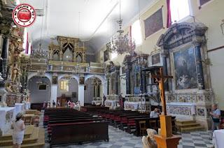Dubrovnik - Iglesia St. Saviour
