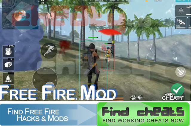 Download Cheats/Curang Terbaik untuk Free Fire Garena 5