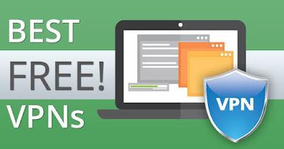 top 5 free VPNs of 2020