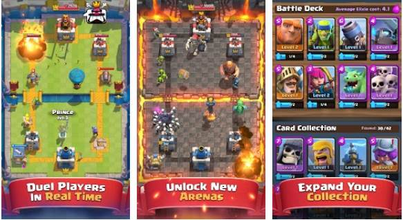 Download Clash Royale Android Indonesia APK Full Data Terbaru 100 MB