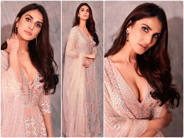 Vaani Kapoor Textured Soft Waves