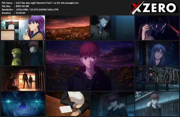 Capturas de Fate/stay night [Heaven's Feel] I. presage flower