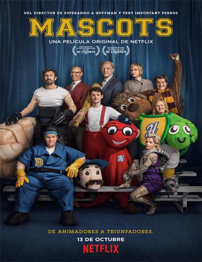 Ver Mascots (2016) Online