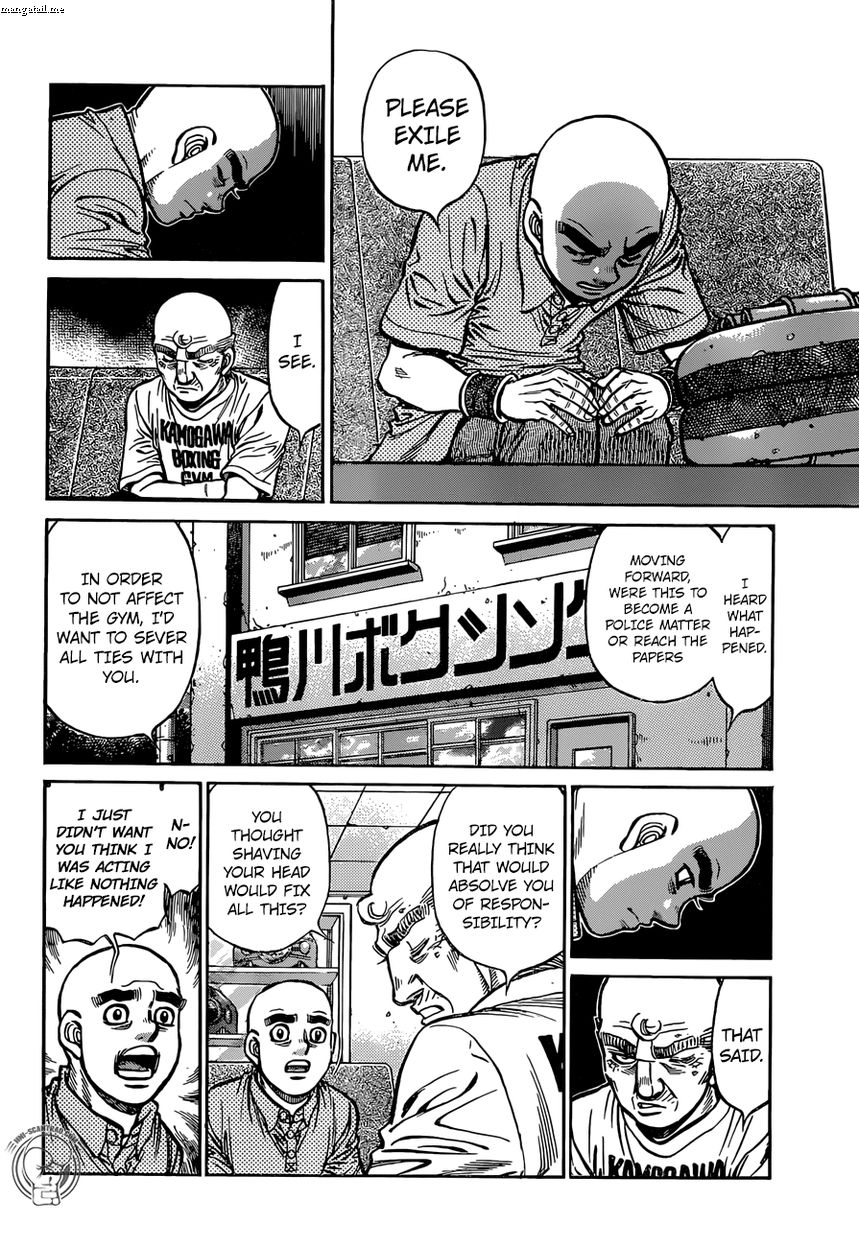 Hajime No Ippo 1247 En