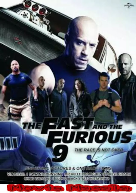 FAST AND FURIOUS 9 Movie Story Cast Review।Release Date