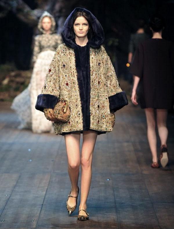 Gabbana Inverno ModidimodaCredete Nelle Favole Dolce Sfilata E ynNOvm0w8P