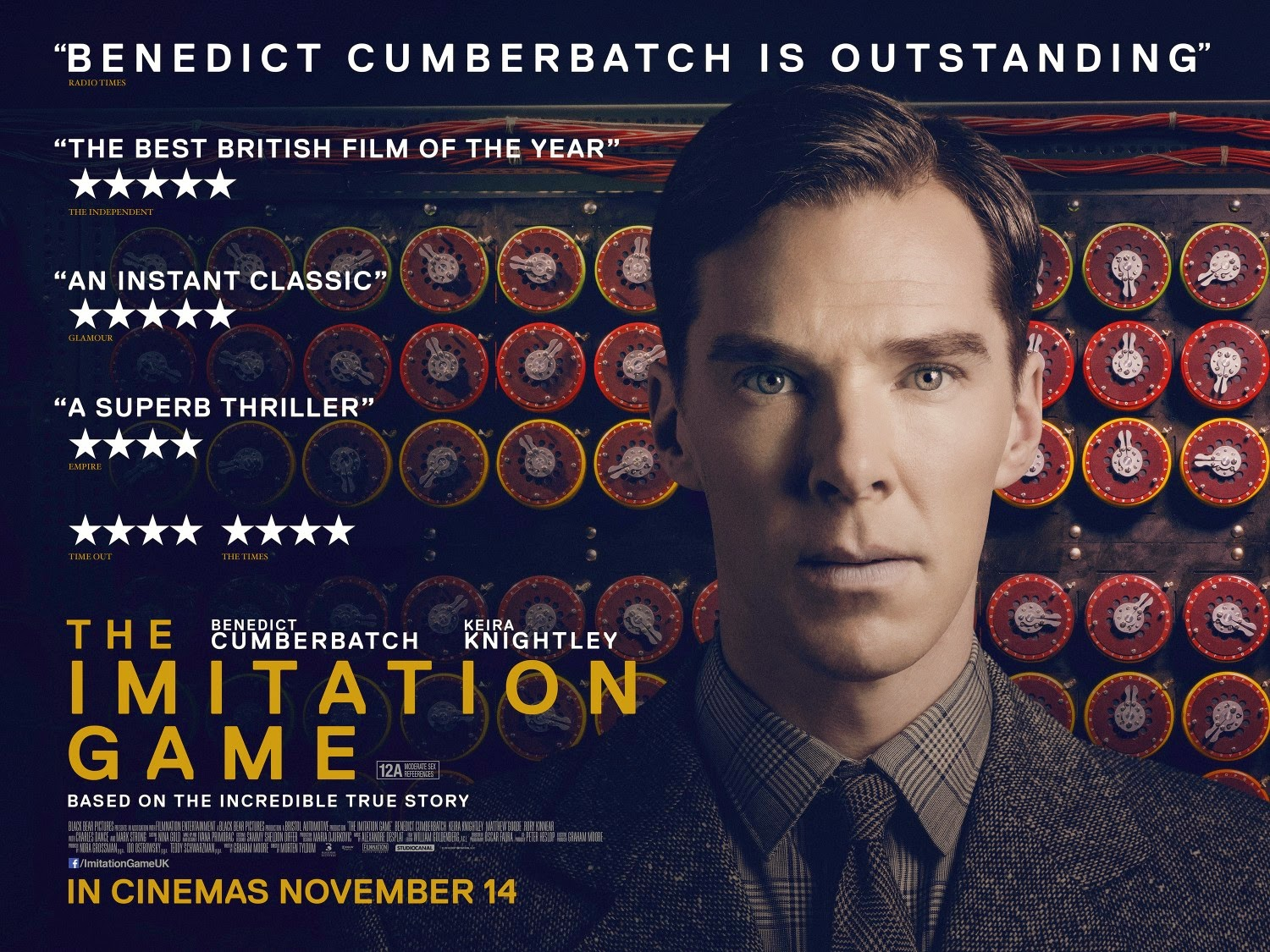 Frases Y Diálogos Del Cine The Imitation Game Morten Tyldum