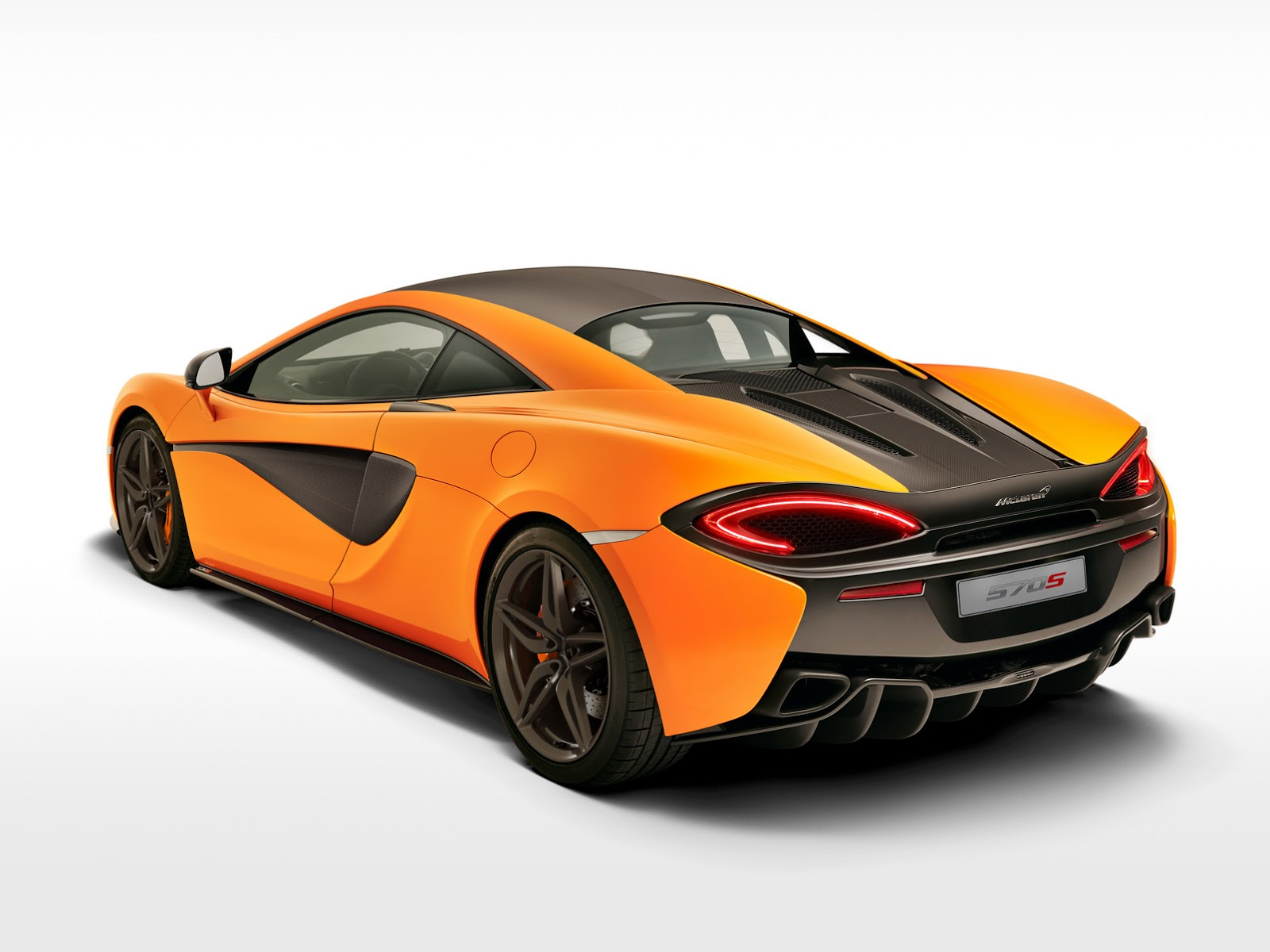 New McLaren 570S: This Is It, Has 570PS And Does 0-62MPH