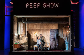 Offenbach: Orpheus in the Underworld - Mary Bevan, Alan Oke - English National Opera 2019 (Photo Clive Barda)