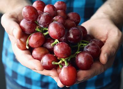 5 Bahaya Jika Terlalu Banyak Mengkonsumsi Buah Anggur