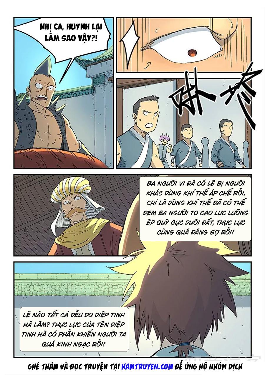 Tinh Võ Thần Quyết chap 292 - Trang 9