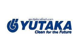 Lowongan Kerja Terbaru PT Yutaka Manufacturing Indonesia 2018