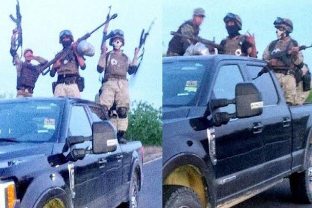 Soldados del Ejercito Mexicano fulminan a integrantes del Cártel del Noreste que secuestraban y extorsionaban a paisanos