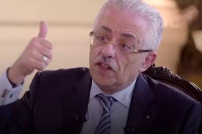 الدكتور طارق شوقى بخصوص تحسين الاوضاع المالية للمعلمين