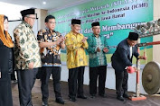 Bupati Ingin ICMI Bantu Pengembangan Pariwisata Syariah Di Sukabumi