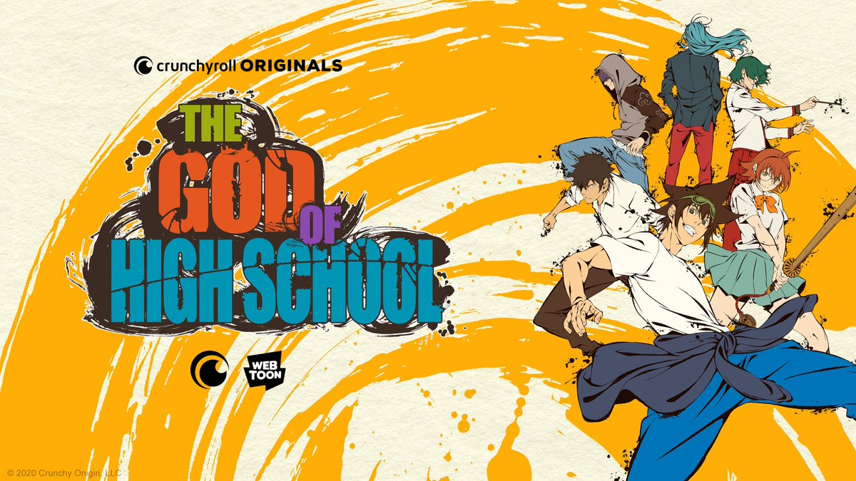 The God Of High School Episode 10 Subtitle Indonesia