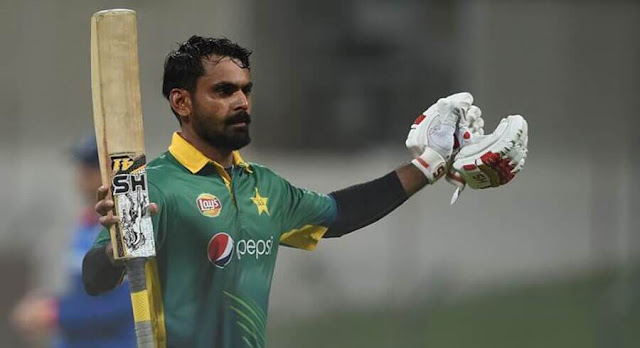 Mohammad Hafeez Returned To Pakistan Camp