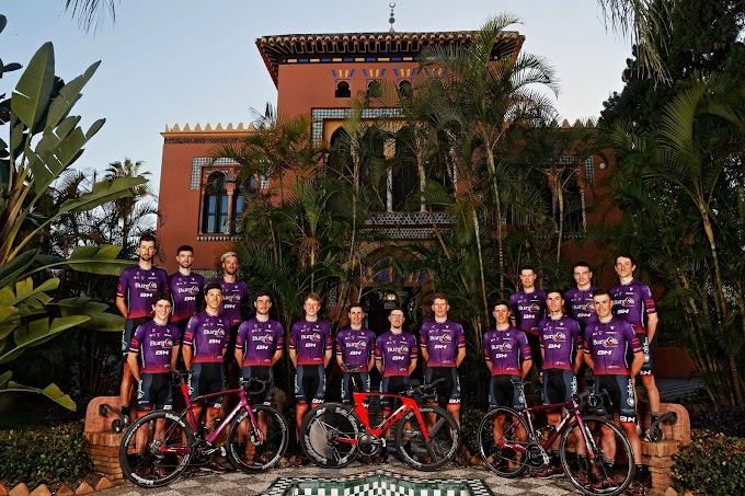 El Burgos BH invitado a la Vuelta a España 2021