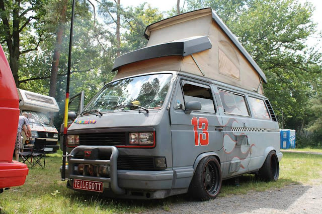 Custom Westfalia T3
