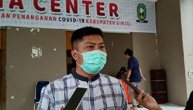 Dinyatakan Sembuh, 9 Pasien Covid-19 di Sinjai Dipulangkan