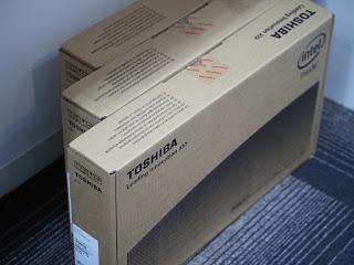 TOSHIBA   ノートパソコン P1D7MPGL まとめ買取致しました