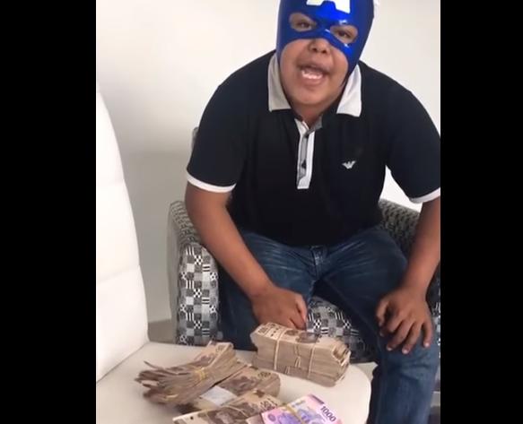 """VIDEO, Esta es la gran cantidad que  cobraba """"El Pirata de Culiacán"""" o este dinero¡¡¡ ¿Me lo trago o que?"""