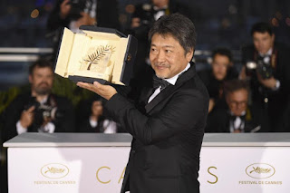 Spotlight: Japanese Family Film Shoplifters Received The Best-Film Palme d'Or Award in Cannes Film Festival