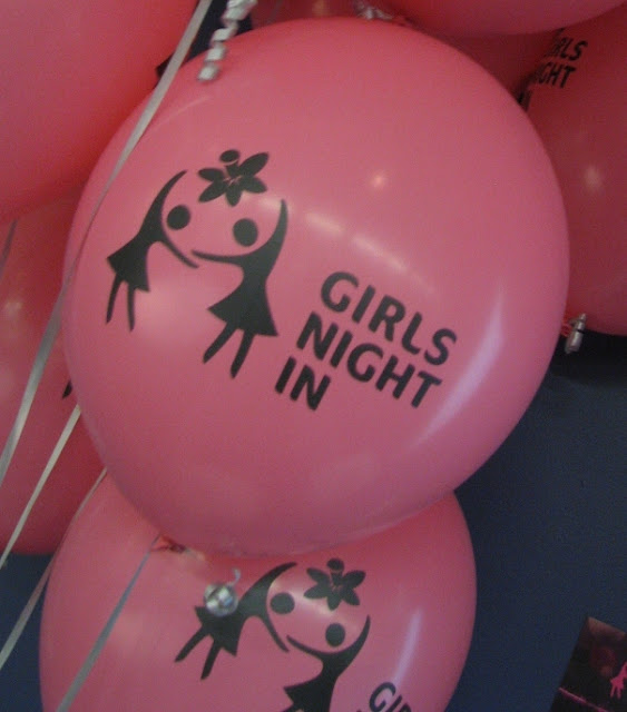 Charity Event | 4 November 2011 | Girls Night In | Dee Why RSL