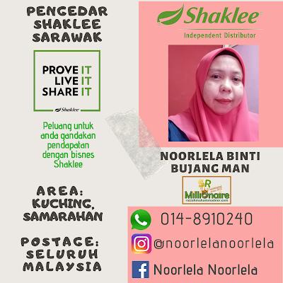 Pengedar Shaklee Kuching 0148910240