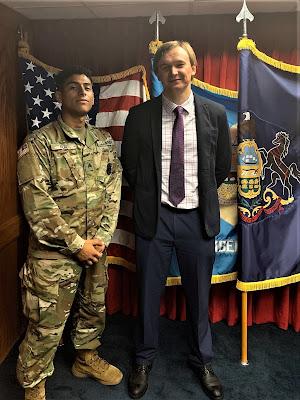 Национальная Гвардия США Присяга