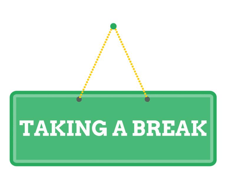 Life Begins at Retirement!: Taking a Break