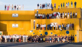 Imbarcato il TF Coil prodotto da ASG Superconductors al Terminal del Golfo