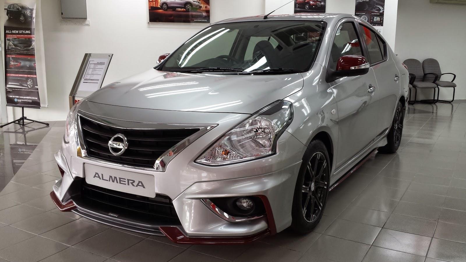 The Layman Auto: Nissan Almera, the no-frills Japanese car