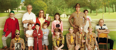 Moonrise Kingdom - The Cast