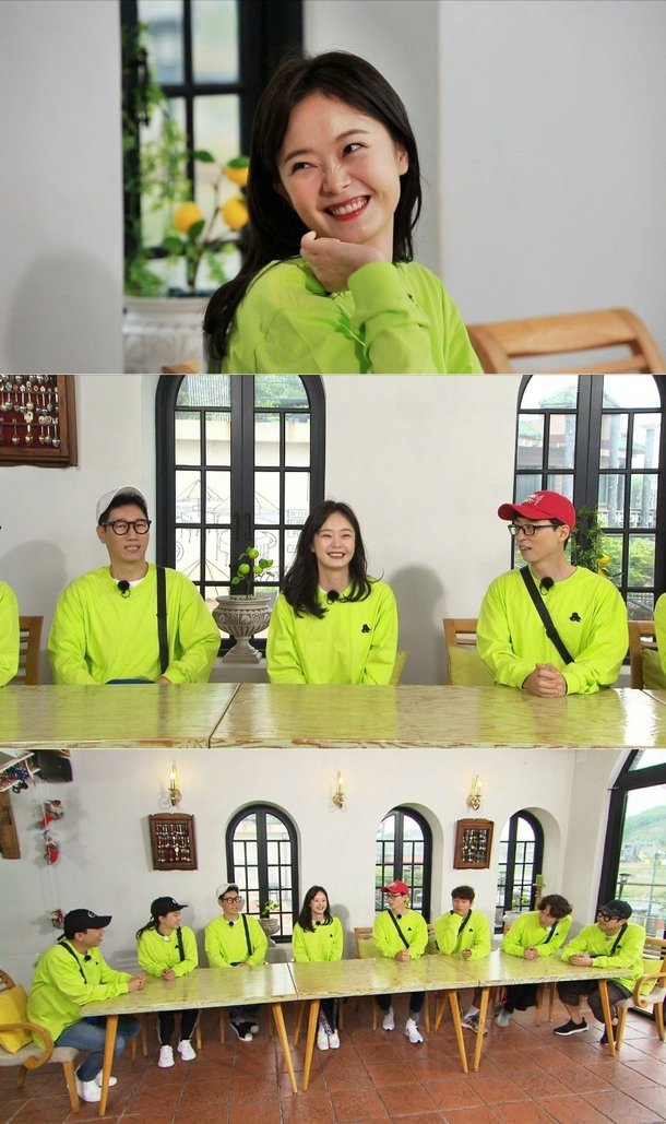 "Actress Jeon Somin will finally make her comeback on ""Running Man,"" which will air today!"