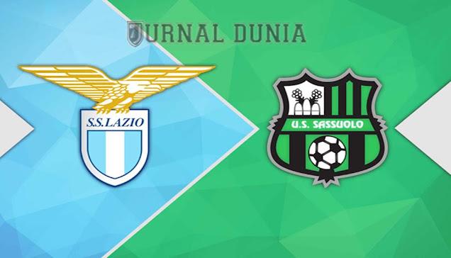 Prediksi Lazio vs Sassuolo, Senin 25 Januari 2021 Pukul 00.00 WIB
