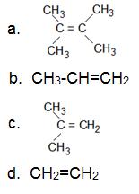 India Study Solution - Organic Chemistry Formulae image