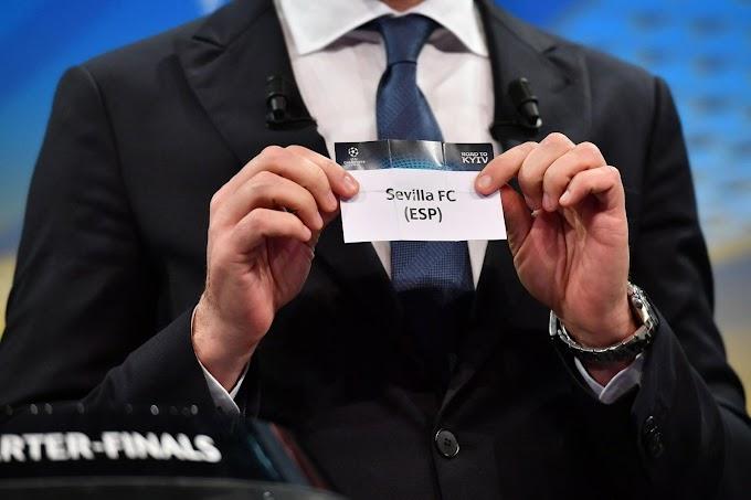 Doce equipos como potenciales rivales del Sevilla FC en la Champions