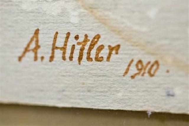 චිත්ර ශිල්පියකු වූ හිට්ලර් 👉❤ (Hitler Was An Artist) - Your Choice Way