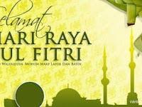50++ Ucapan Hari Raya Idul Fitri Lengkap Bahasa Arab, Inggris dan Indonesia dengan Artinya | Lebaran Tahun 2020
