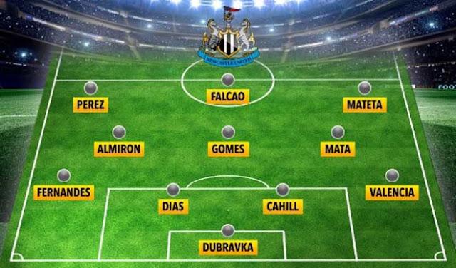Tỷ phú UAE mua Newcastle: Mourinho khả năng tái hợp Falcao, Mata