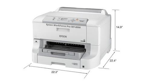 Epson WorkForce Pro WF-8090 Printer PS3 PostScript Driver 64-bit