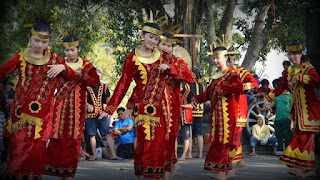 Tari Moyo Tari Tradisional Sumatera Utara